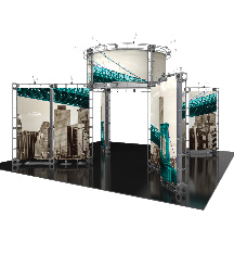 20' X 20' Exhibit and Display Truss Kits