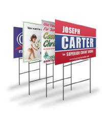 Coroplast Signs