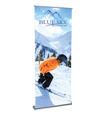 Standard Retractable Banner Stands