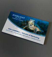 UV Glossy Business Cards