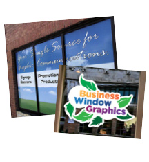 Window Graphics for Business