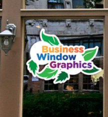 Business Window Graphics and Decals