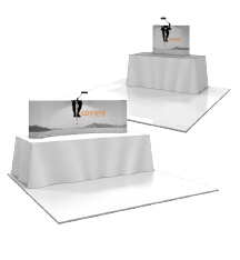 Coyote Tabletop Displays