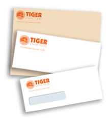 1 Colour Printed Envelopes