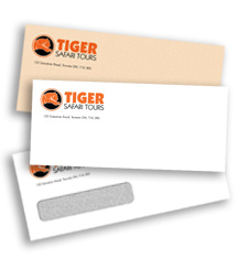 2 Colour Printed Envelopes