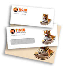 Full Colour Printed Envelopes