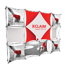 Multi-Panel Fabric Displays
