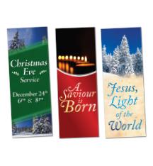 Indoor Christmas Banners