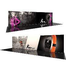 30ft Designer Series Tradeshow Displays