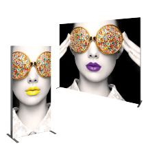 SEG Fabric Display Lightboxes