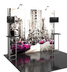Hybrid Modular Tradeshow Displays