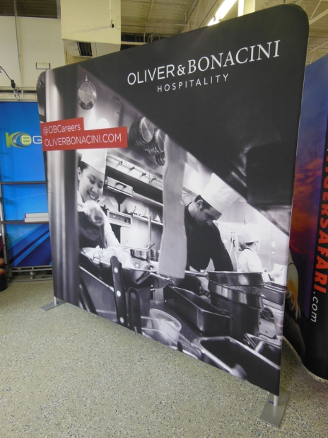 Great Options for Backwall Displays or Backwall Graphics