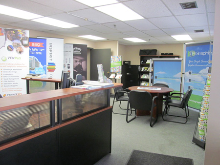 KCB Graphics Front Office